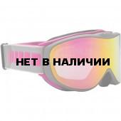 Очки горнолыжные Alpina Challenge 2.0 MM anthracite_MM pink S2