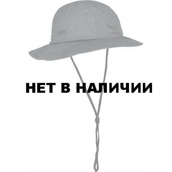 Шляпа Salewa Alpine Headgear SUN PROTECT BRIMMED HAT magnet /