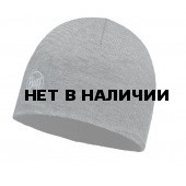 Шапка BUFF MICROFIBER & POLAR HAT BUFF GREY STRIPES
