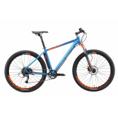 Велосипед Welt 2018 Rockfall AT matt blue/orange
