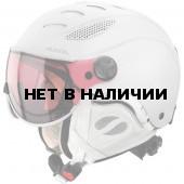 Зимний Шлем Alpina JUMP JV QVMM white matt (см:57-59)
