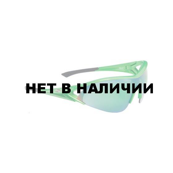 Очки солнцезащитные BBB Impact Neon Green (3211) (BSG-32)