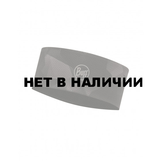 Повязка BUFF FASTWICK HEADBAND R-MICA BLACK
