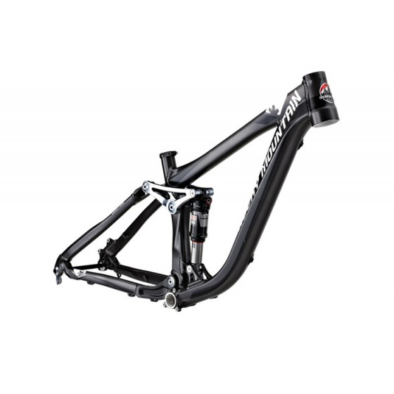 Рама Rocky Mountain 2014 SLOPESTYLE SLAYER SS Black