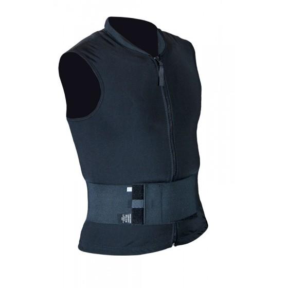 Защитный жилет BIONT 2015-16 Жилет с защитой спины Комфорт L - XL черный