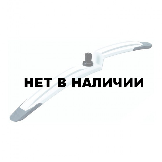 Крыло переднее BBB Protector MTB White (BFD-13F_wht (2921131307))