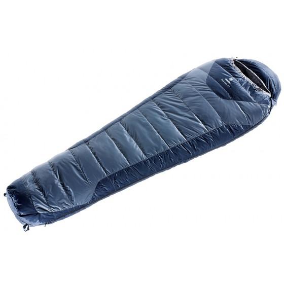 Спальник Deuter Sleeping Bags Trek Lite -2 (лев) silver-anthracite