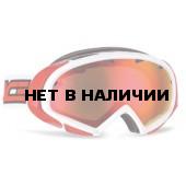 Очки горнолыжные Salice 606DARWFV WHITE/RWRED