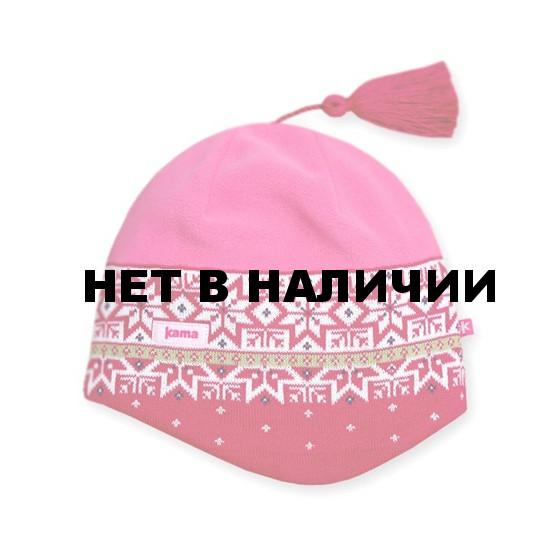 Шапка Kama A29 (pink) розовый