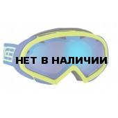 Очки горнолыжные Salice 606DARWFV YELLOW/RWBLUE