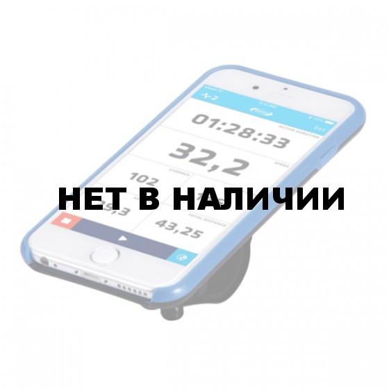 Комплект крепежа для телефона BBB smart phone mount Patron I6 black blue (BSM-03)