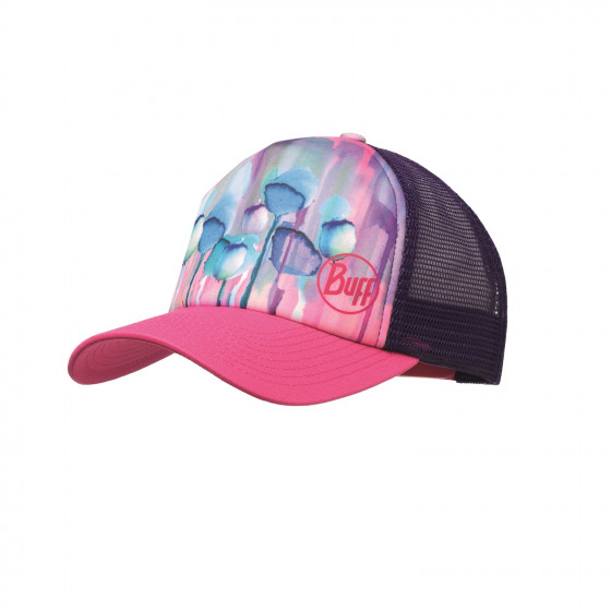 Кепка BUFF TRUCKER CAP POPPIS MULTI