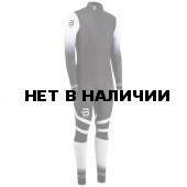 Комплект беговой Bjorn Daehlie 2017-18 Racesuit Nations 2-Piece Black