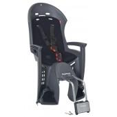 Детское кресло HAMAX SMILEY W/LOCKABLE BRACKET серый/черный