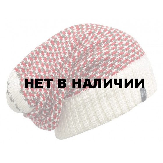 Шапка BUFF 2015-16 NECKWARMER BUFF Knitted&Polar Fleece ZILE CREAM