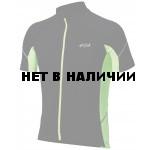 Джерси BBB ComfortFit jersey s.s. black yellow (BBW-235)