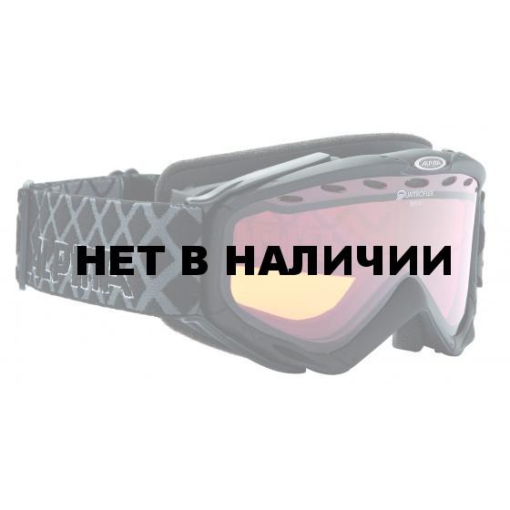 Очки горнолыжные Alpina Spice QH black_QH S2