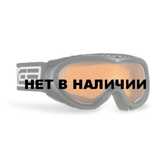 Очки горнолыжные Salice 885DAF BLACK/ORANGE
