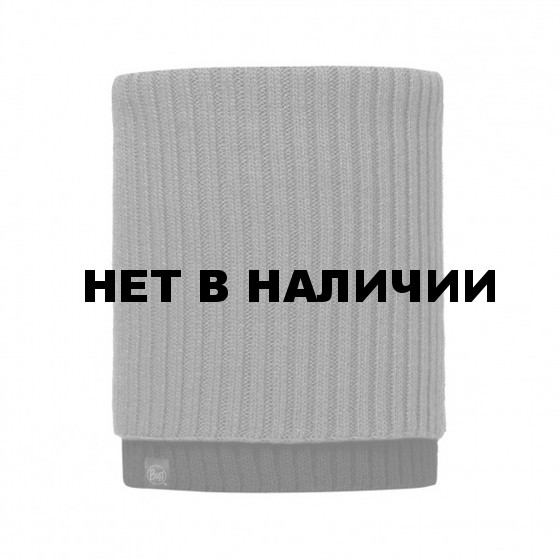 Шарф BUFF KNITTED NECKWARMER SNUD STEEL (US:one size)