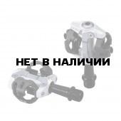 Педали BBB clipless ForceMount crmo axle white (BPD-14_white)