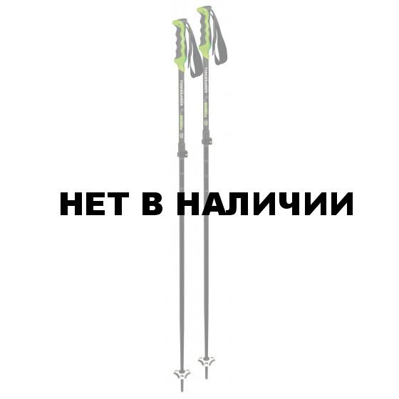 Горнолыжные палки KOMPERDELL 2014-15 Alpine universal Powder pro vario [110-135] color2 black
