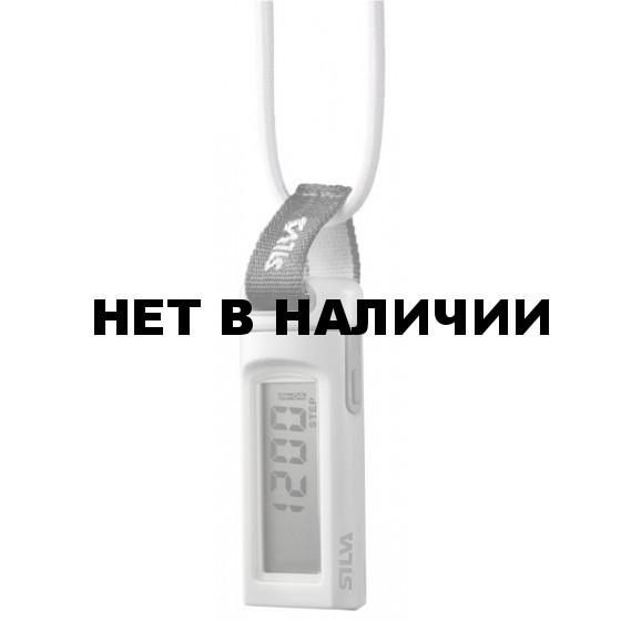 Шагомер Silva Pedometer ex10 Distance White