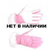 Перчатки горные GLANCE Lady (pink) розовый