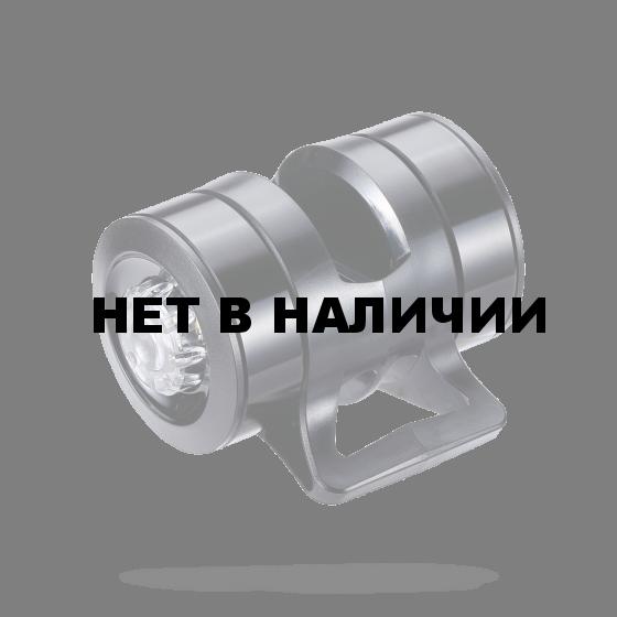 Фонари (комплект) BBB SpyCombo 2x CR2032 helmetmount