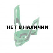 Флягодержатель BBB DualCage зеленый/черный (BBC-39)