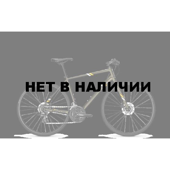 Велосипед FOCUS ARRIBA ALTUS 2018 darkolivegreenmatt (см:50)