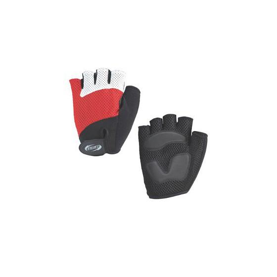 Перчатки велосипедные BBB Cooldown red (BBW-36)