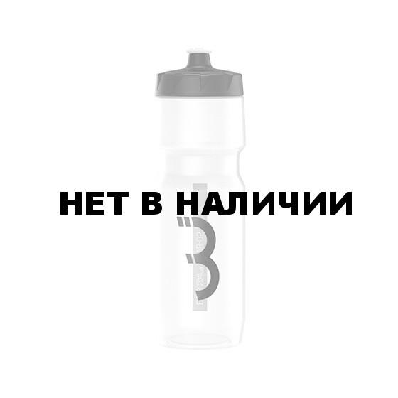Фляга вело BBB 750ml. CompTank прозрачный/черный