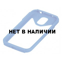 Рамка для телефона BBB 2015 smart phone mount Sleeve Patron GS4 blue (BSM-36)