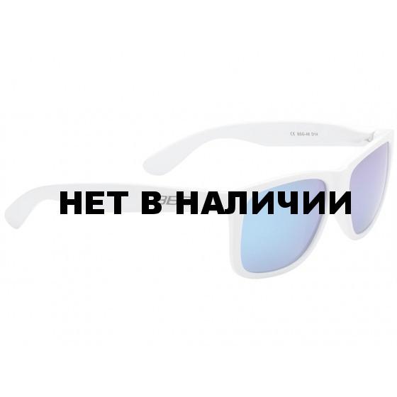 Очки солнцезащитные BBB Street PZ PC MLC blue polarised lenses матово-белый (BSG-46)