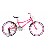 Велосипед Welt 2018 Pony 20 pink/white/green