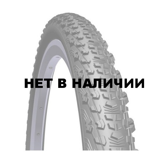 Велопокрышка RUBENA V75 SCYLLA 24 x 1,90 (50-507) CL черный