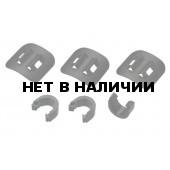 Наконечник BBB acc HydroGuide C-Clip housing guides 3 pcs (BCB-94)