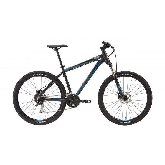 Велосипед ROCKY MOUNTAIN SOUL 720 2016 MATTE SMOKE/COOL GREY/PETROL