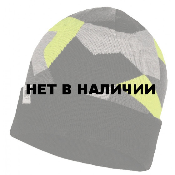 Шапка BUFF JR KNITTED HAT RAN BLACK