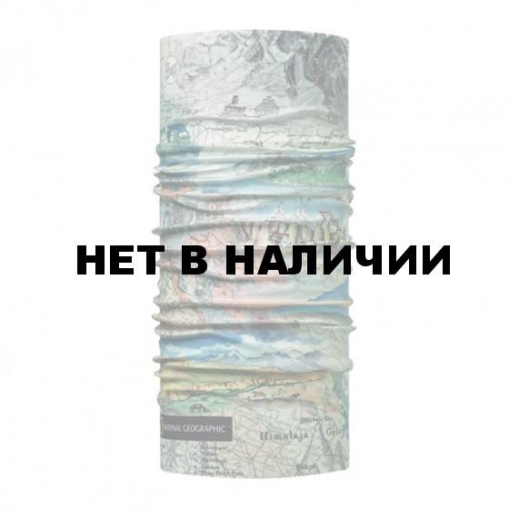 Бандана BUFF NATIONAL GEOGRAPHIC ORIGINAL BUFF HIMALAIAN MULTI/OD