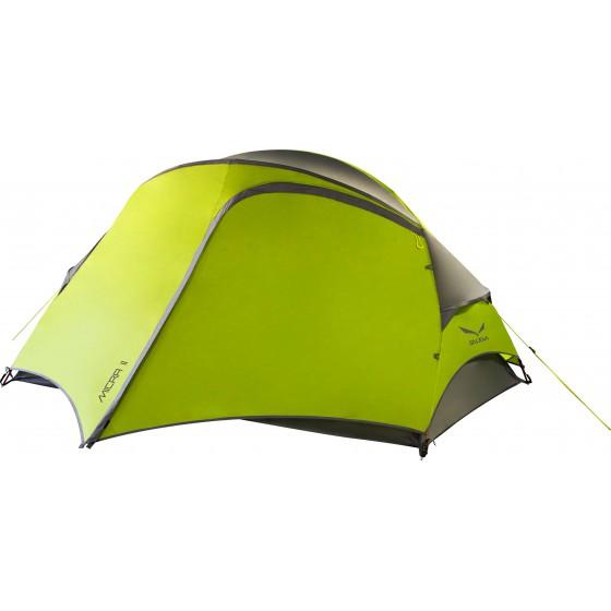 Палатка Salewa Mountain MICRA II TENT CACTUS/GREY /
