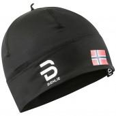 Шапка Bjorn Daehlie 2016-17 Hat POLYKNIT FLAG Black