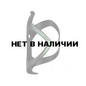Флягодержатель BBB 2015 bottlecage FiberCage UD Carbon matt black green (BBC-37)