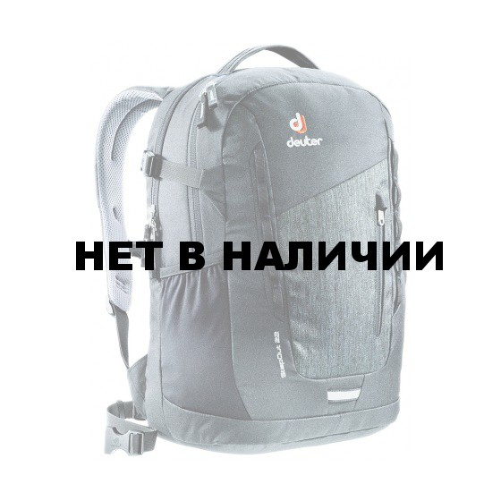 Рюкзак Deuter 2015 Daypacks StepOut 22 dresscode-black