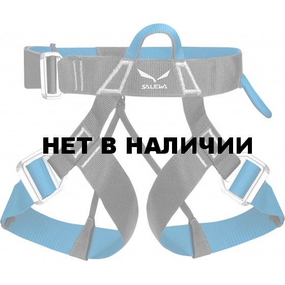 Обвязка Salewa Hardware VIA FERRATA EVO harness ( M/XXL ) CARBON/ POLAR BLUE /