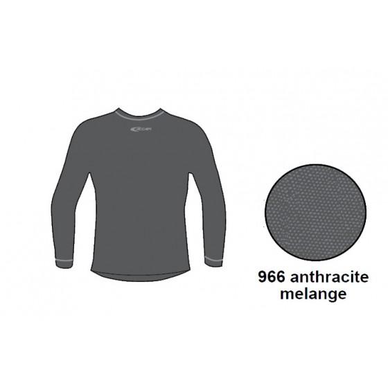 Футболка с длинным рукавом ACCAPI TECNOSOFT PLUS LONGSL.T-SHIRTJR anthracite melange (т.серый)