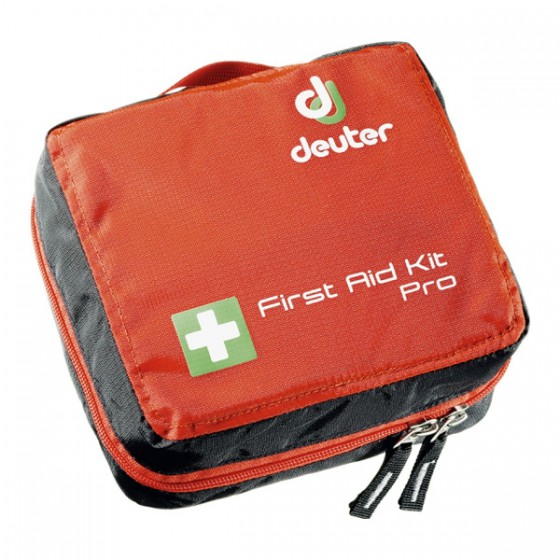 Аптечка Deuter 2016 First Aid Kit Pro - EMPTY papaya