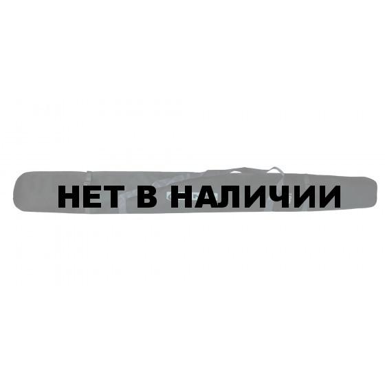 Чехол для беговых лыж КАНТ 2014-15 ECO чёрно-серый