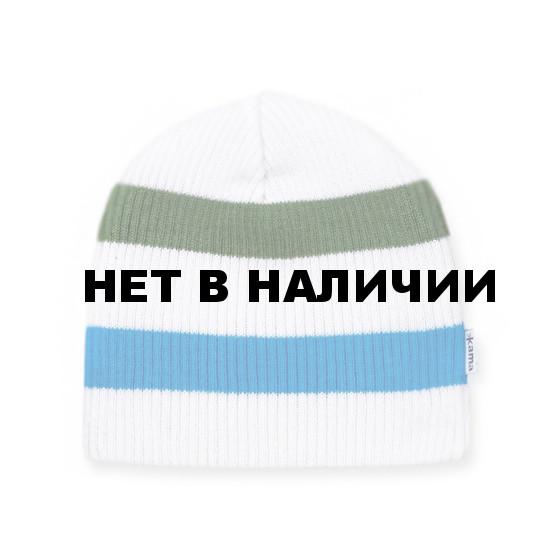 Шапка Kama A40 (off-white) белый