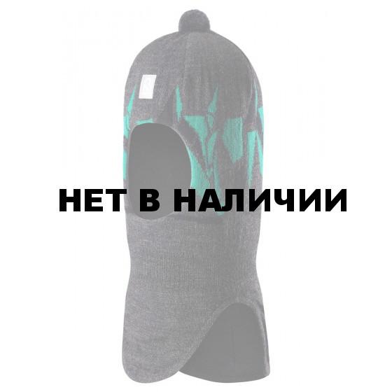 Маска (балаклава) Reima 2017-18 Kallio Dark melange grey